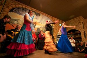 flamenco show don Quijote