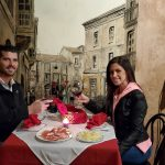 Romantic Valentine's chefs table