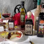 Don Quijoties variety of extra-virgin olive oils, vinegars and wines
