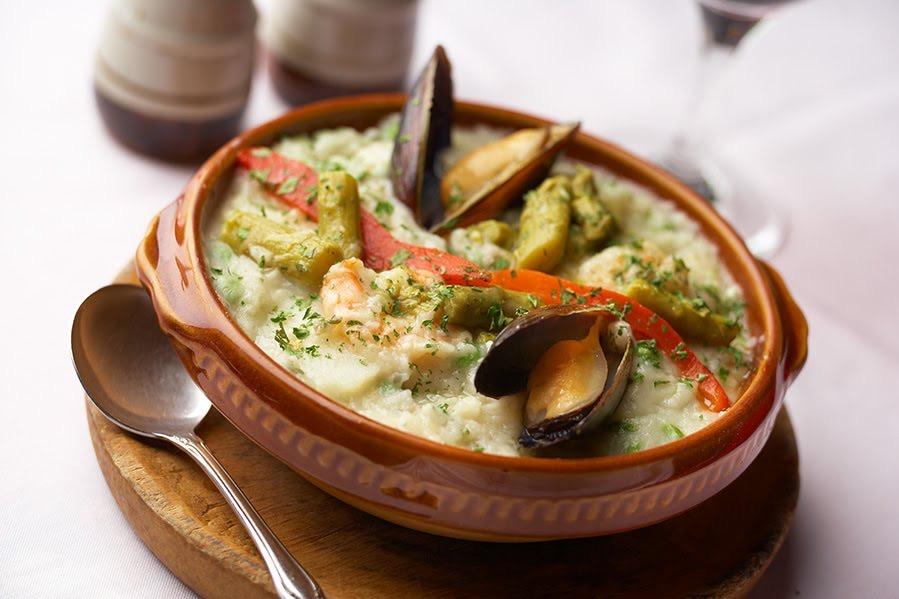 cod basque style