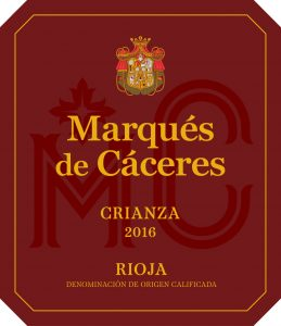 REVIEWS-spanish wine regions are looked at through MARQUES DE CACERES CRIANZA