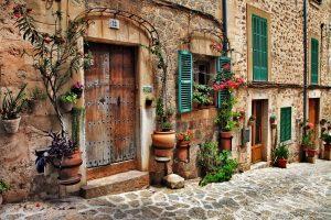 Spanish Wine Regions have villages