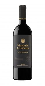 marques de ceseres from rioja- Marqués de Cáceres. in Spain and Don Quijote & Jano-Valparaiso USA
