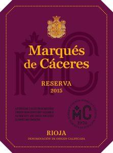 MARQUÉS DE CÁCERES-don quijote blog-Marqués de Cáceres. in Spain and Don Quijote & Jano-Valparaiso USA