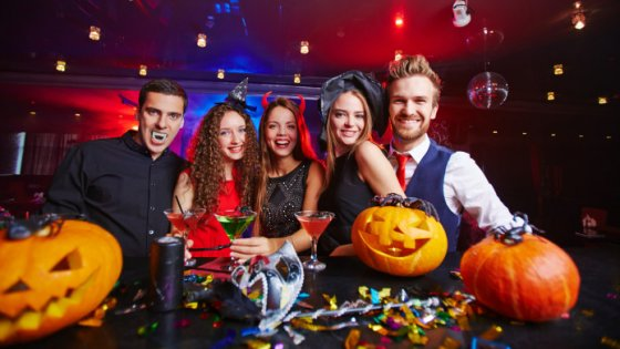 Adult Trick Or Treat with Free Chocolate & 1 Cent Drinks is Oct 30